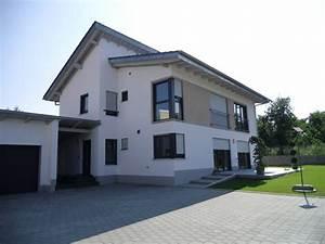 Fenster Kosten Neubau : einfamilienhaus in aresing internorm kunststoff alu ~ Michelbontemps.com Haus und Dekorationen