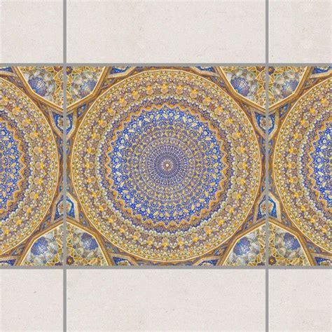 Fliesenaufkleber Ecken by Fliesen Bord 252 Re Dome Of The Mosque 10x10 Cm