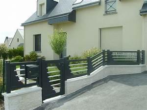 Nos clôtures aluminium Ateliers Goudier