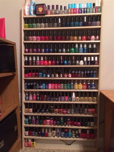 nail rack target 24 best images about nail organizers on