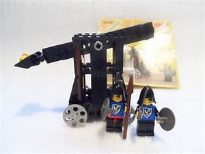 Lego Castle Catapult Instructions