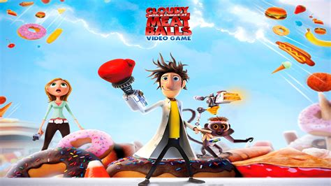 cloudy   chance  meatballs wallpapers