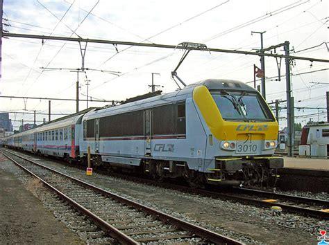 Locomotives électriques Cfl Elektrolokomotive Série 3000