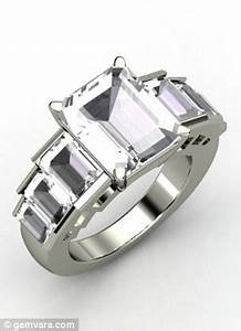 39rock crystals39 are forever angelina jolie39s 500000 With knock off wedding rings