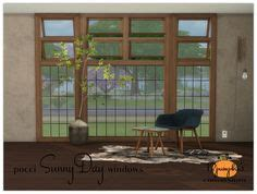 Sims 4 Cc's  The Best Windows By Tingelingelater Sims