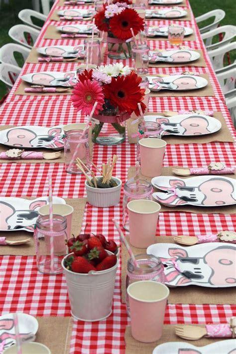 farmbarnyard birthday party ideas photo    catch