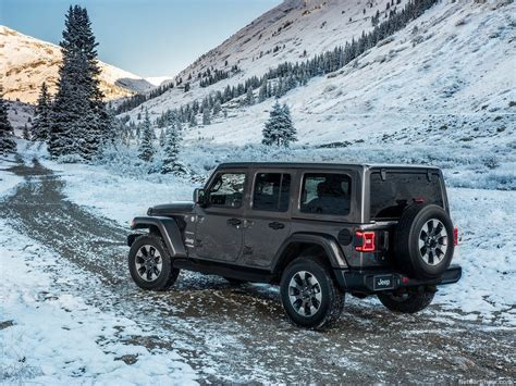 2018 Jeep Wrangler Unlimited Wallpapers, Pics, Pictures