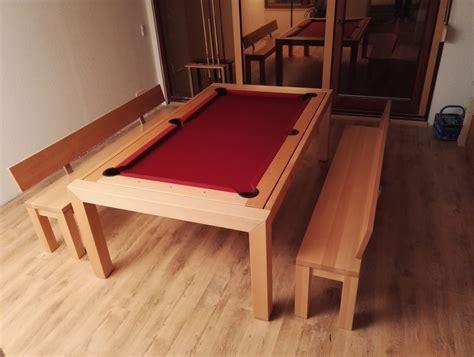 billard table de salle 224 manger bl 180 wood billard pool