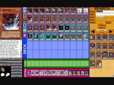 yugioh dueling network steelswarm deck profile