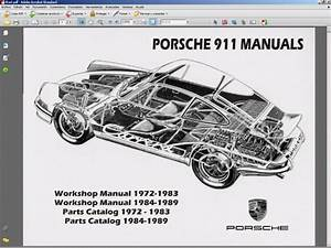 Porsche 911 - Service Manual - Wiring Diagram