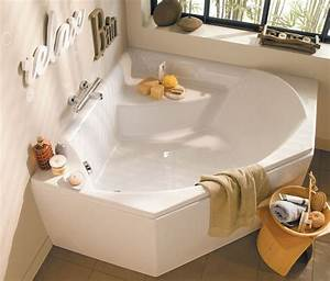 Grande Baignoire D Angle : nice grande baignoire d angle 12 baignoire du0027angle ~ Edinachiropracticcenter.com Idées de Décoration