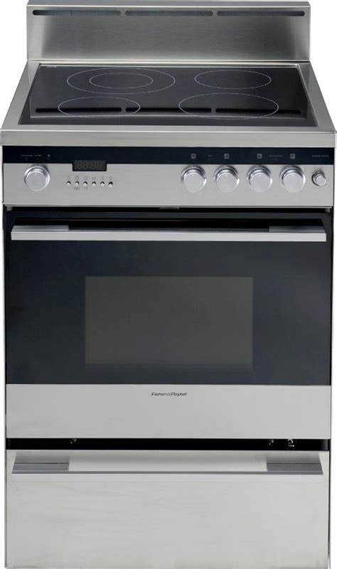 """OR24SDPWSX1   Fisher Paykel 24"""" Electric Range"""