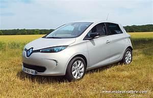 Renault Zoe Autonomie : prise en mains renault zo r240 autonomie en hausse ~ Medecine-chirurgie-esthetiques.com Avis de Voitures