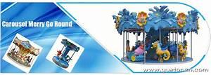 Zhengzhou Yueton Amusements Park Rides Mini Carousel