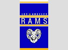 LA Rams Wallpaper LARams4Life