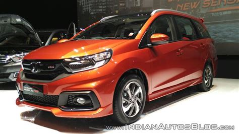 Honda Mobilio Hd Picture by Best Honda Mobilio 2019 Exterior Cars Release 2019