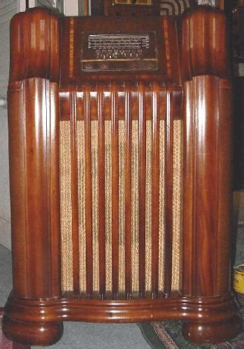 philco 41 290x console radio 1941