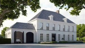 Black Garage Doors - French - home exterior