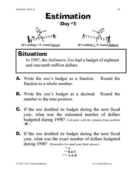 common math grade 4 worksheets worksheets for all