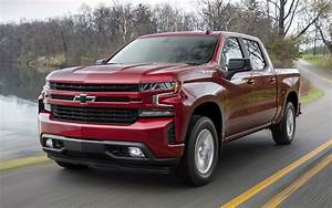 2019 Chevrolet Silverado RST Crew Cab - Wallpapers and HD