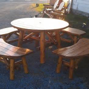 Custom Outdoor Furniture Picnic Tables Custommade