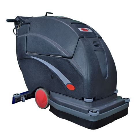 Viper Floor Scrubber Fang 20 by 20 Inch Battery Operated Floor Scrubber Unoclean