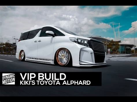Toyota Alphard 4k Wallpapers by 4k Toyota Alphard 30 V Vision トヨタ 30系アルファード 2015 スーパ