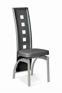 Chaise eve gris anthracite for Meuble salle À manger avec chaise salle À manger gris anthracite