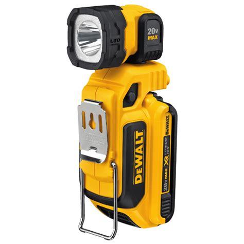 dewalt  max handheld led light woodworking blog