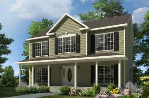 2 story house morris two story style modular homes