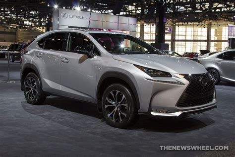 silver lexus 2017 2017 lexus nx overview the news wheel