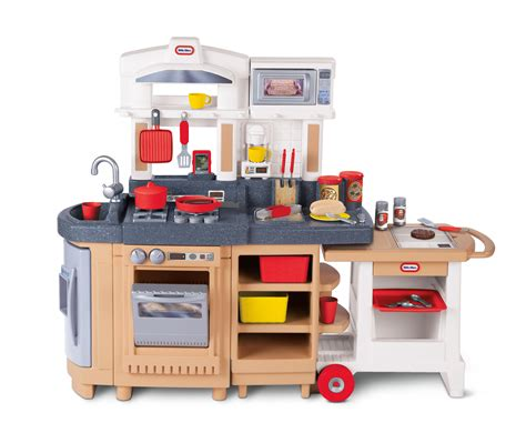 tikes cook  kitchen cart  ojcommerce