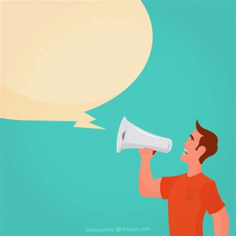 Megaphone Loudhailer Speaker 183 Free Vector Graphic On Pixabay Screaming Through The Megaphone Vector Free