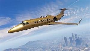 GTA 5 Lets You Fly a Solid Gold Airplane and Helicopter ...