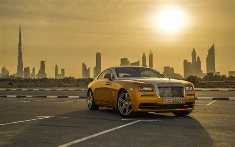 Rolls Royce Wraith Wallpaper