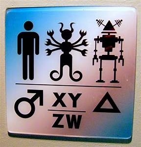 cool restroom signs which should make you feel great With cool bathroom signs