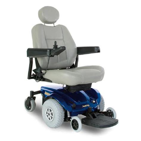 Jazzy Select Power Chair by Pride Jazzy Select Power Chair Electric Wheelchairs