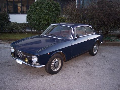 Alfa Romeo Gt 1600 Junior. Photos And Comments. Www