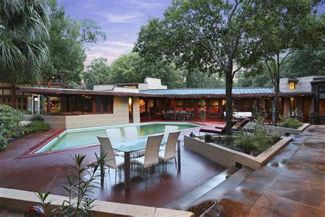 houston home designed  frank lloyd wright   market san antonio express news