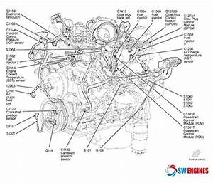 2001 Ford F150 Engine Diagram  Swengines