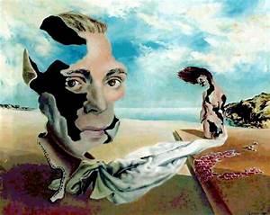 Surrealist paintings by Spanish Artist Salvador Dali ...