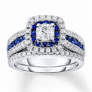 the most unusual wedding rings sapphire and diamond With sapphire wedding rings sets