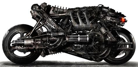 Terminator Salvation Features Futuristic Killer Bikes