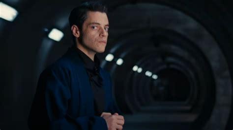 Rami Malek's Bond Villain Safin Is