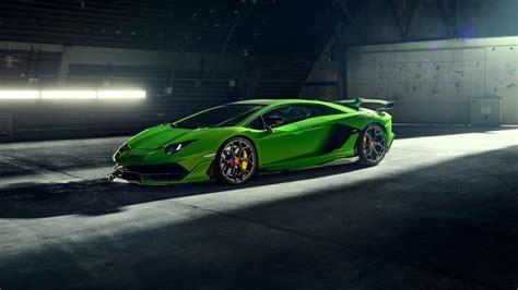 Novitec Lamborghini Aventador SVJ 2019 4K Wallpaper   HD ...