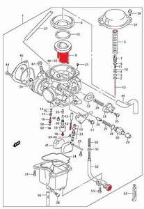 Anatomy Of C V  Carburetor