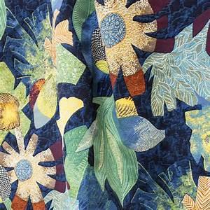 Tissu Imprimé Tropical : tropical tissu ameublement imprim leli vre pour rideaux fauteuil chaise et canap vendu par ~ Teatrodelosmanantiales.com Idées de Décoration