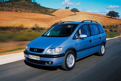 Opel Zafira (1999