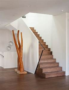 Rustic staircase ideas contemporary with
