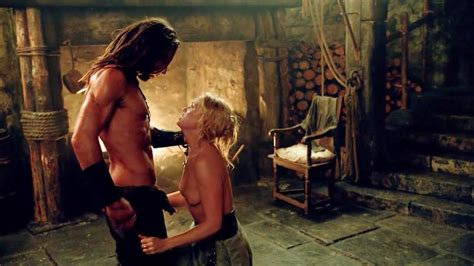 Hannah New Nude Sex Scene From Black Sails Scandal Planet